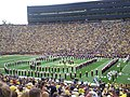 Central Michigan vs. Michigan football 2013 03 (Chippewa Marching Band).jpg