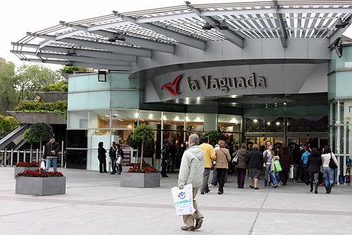 Centro comercial La Vaguada, Madrid