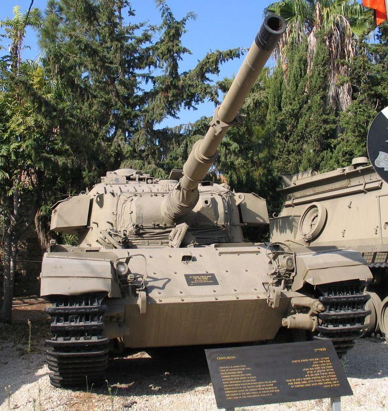 من سفر حرب اكتوبر 1973 ......معركة وادي الدموع .....باجزاء  800px-Centurion_1