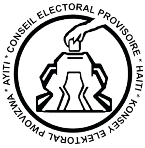 Provisional Electoral Council - Image: Cephaiti logo