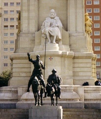 Cervantesmonument