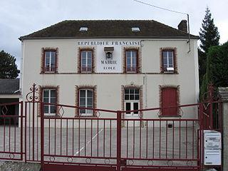 Cessoy-en-Montois Commune in Île-de-France, France