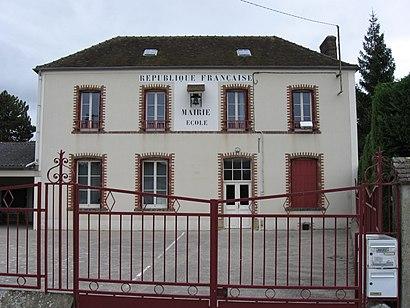 Comment aller à Cessoy-En-Montois en transport en commun - A propos de cet endroit