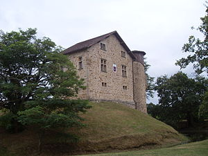 Aïcirits-Camou-Suhast - Chateau of Camou
