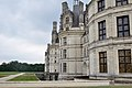 Château de Chambord, depuis l'aile Est.jpg