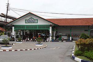 Chachoengsao Province - Chachoengsao Railway Station