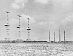 Chain Home radar installation at Poling, Sussex, 1945. CH15173.jpg