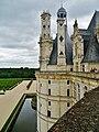 Chambord Château de Chambord Turm 6.jpg