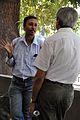 Chandan Das with Kanchan Kumar Chowdhury - Kolkata 2015-02-28 3382.JPG