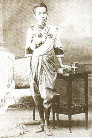 Mondha Nobharatana - Image: Chao Chom Manda Mod Indravimala