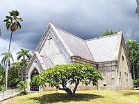Chapel - Royal Mausoleum, Honolulu, HI.JPG