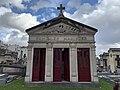 Chapelle Funéraire Familles Marinier Cimetière Ancien Vincennes 1.jpg