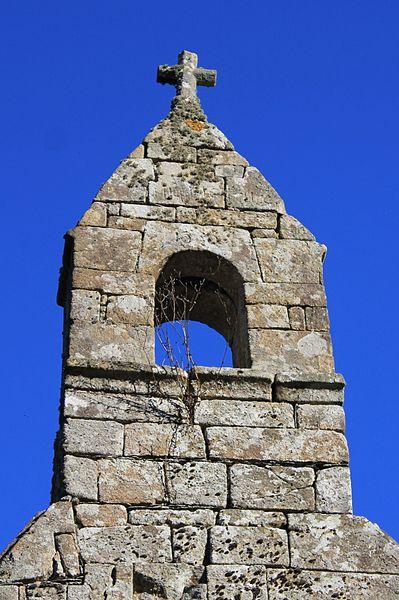 Chapelle Saint-Jacques (Brech): clocher