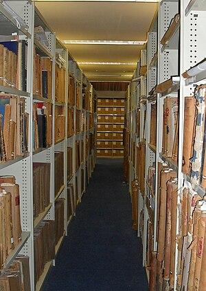 Archive - Charles Sturt University Regional Archives.