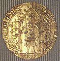 Charles V Franc a pied 1365.jpg