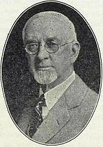Photo of Charles W. Nibley ca. 1931