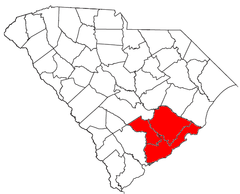 Charleston-North Charleston Metropolitan Area.png