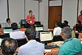 Charlotte Sexton - Digital Engagement of Museums - National Workshop - NCSM - Kolkata 2014-09-22 7185.JPG