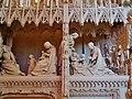 Chartres Cathédrale Notre-Dame de Chartres Innen Chorschranke 04.jpg