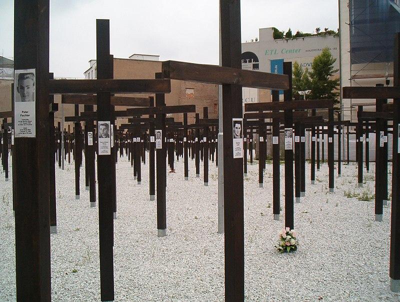 Checkpoint Charlie Memorial.JPG