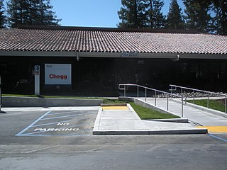 an American education technology company based in Santa Clara, California, that offers online textbook rentals.