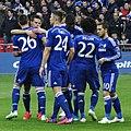 Chelsea 2 Spurs 0 Capital One Cup winners 2015 (16505858490).jpg