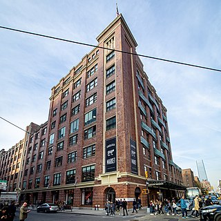Chelsea Market Multi-use building in New York City