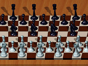 Autostereogram - Image: Chess Single Image Stereogram by 3Dimka