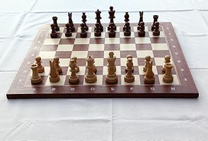 Chess set - Chess set