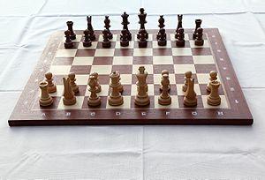Chess set - Chess set