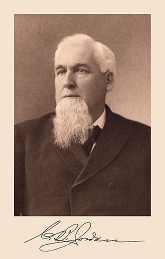 Chester B. Jordan - Gov. Chester Bradley Jordan