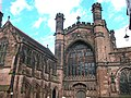 Chester Cathedral from Northgate Street (4).JPG