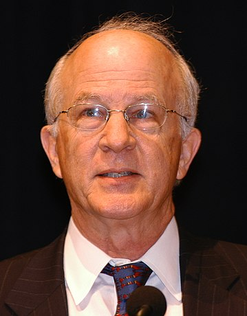 Chester Crocker, US diplomat. Crocker's influence and mediation was instrumental in talks which established the Tripartite Accord. Chester Crocker 2006.jpg