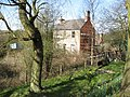 Chesterfield Canal - Derelict House View - geograph.org.uk - 747120.jpg