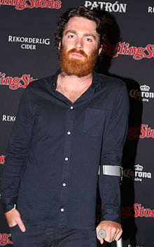Chet Faker at the Rolling Stone Awards, 2013