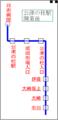Chiba Green Bus Motosakura Line 22.png