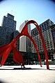"Chicago (ILL) Alexander Calder, ""Flamingo"", 1974. Acier. (4826058161).jpg"