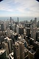 "Chicago (ILL) Willis Tower ( Ex. SEARS Tower ) 1974, N-E side "" the loop "" (4800240271).jpg"