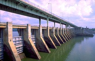 Chickamauga Dam - Chickamauga Dam