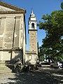 Chiesa di Santa Maria Assunta, campanile (Galzignano Terme).JPG