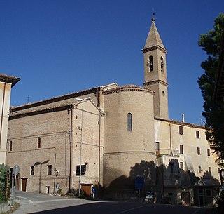 Castelleone di Suasa Comune in Marche, Italy