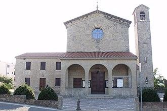 Chiesanuova - Image: Chiesanuova Chiesa