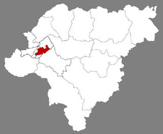 District in Heilongjiang, People