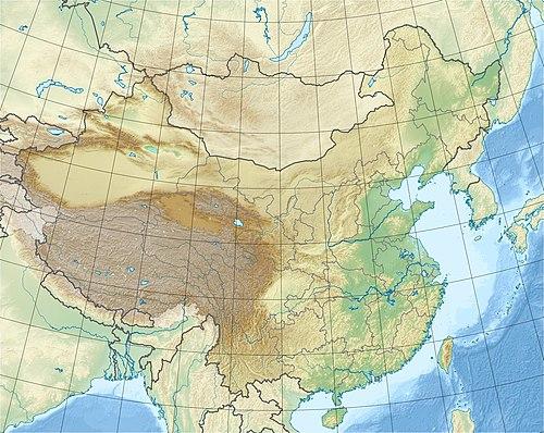 millionenstädte china karte Liste der Städte in der Volksrepublik China – Wikipedia