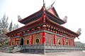 Chinese style temple at Jade Dragon Temple.jpg