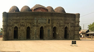 Architecture of Bangladesh - Image: Choto Sona Mosque 04