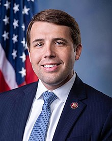 Chris Pappas, official portrait, 116th Congress.jpg