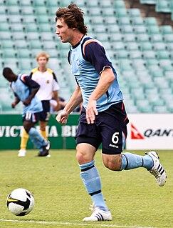 Chris Payne (soccer) Australian soccer player