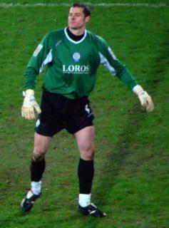 Chris Weale English footballer