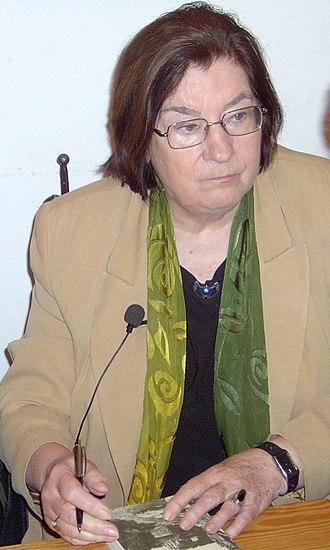 Christa Wolf - Wolf in Berlin, March 2007
